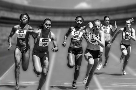 pozitív stressz versenyen